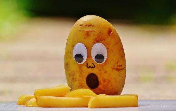 Potato Mutilation