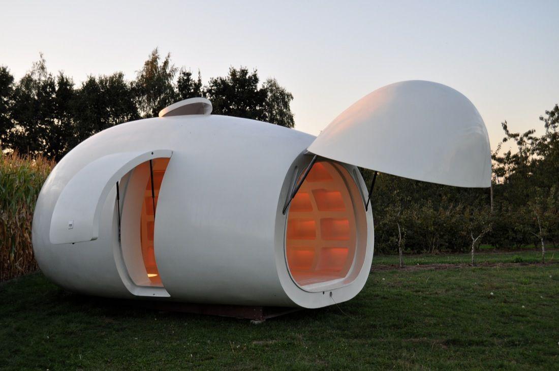 Egg House!
