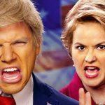 Its Donald Trump vs. Hillary Clinton in Epic Rap Battles of History