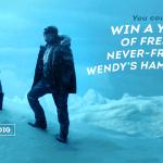 Wendy's Freezer Dig