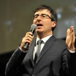 That time John Oliver roasted Silicon Valley at the Crunchies