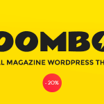 BoomBox v1.6.0 – Viral & Buzz WordPress Theme | Null24