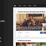 Gags – Image, Meme & Video Sharing WordPress Theme