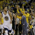 Warriors toman la delantera en final de Conferencia Oeste tras triunfo sobre Spurs.