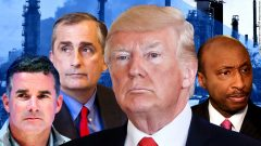 By leaving Trump's panel, CEO's made things worse
