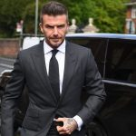 Beckham banned for using phone in Bentley