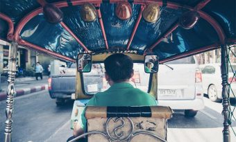 Riding a Tuk Tuk in London is Actually Fun…and Little Bit Crazy