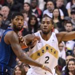 Kawhi Leonard, Paul George choose not to join, but to beat LeBron | NBA.com